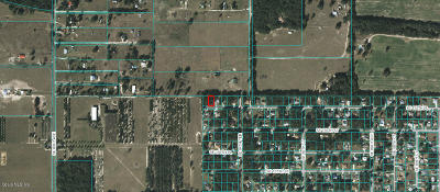 Summerfield Residential Lots & Land For Sale: SE 155 Th Place