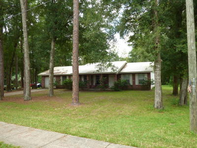 Levy County Single Family Home For Sale: 415 N Court Street