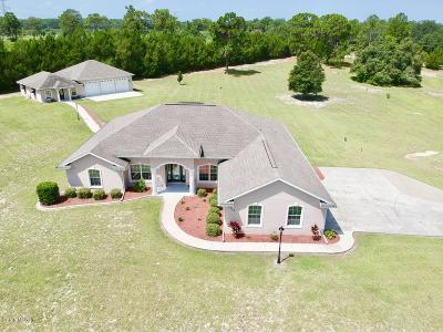 Marion County Single Family Home For Sale: 5985 NE 57th Loop