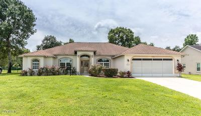 Marco Polo Vlg Single Family Home For Sale: 5086 SW 111th Lane Road