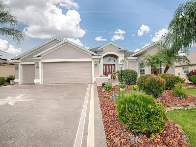 The Villages Single Family Home Pending: 2501 Little Mountain Loop