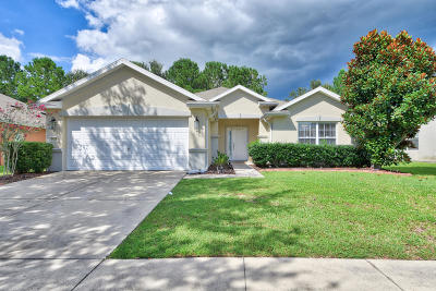 Ocala Single Family Home For Sale: 5103 SW 40th Place