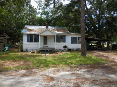 Williston FL Single Family Home Pending-Continue to Show: $34,500