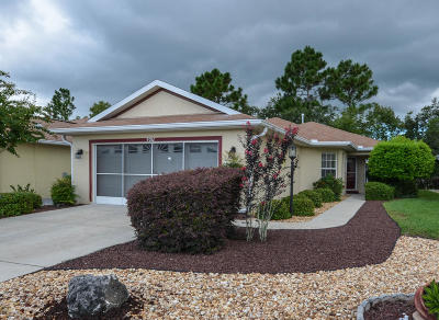 Ocala Single Family Home For Sale: 9082 SW 102nd Circle
