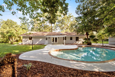 Ocala Single Family Home For Sale: 1208 SE 37th Terrace