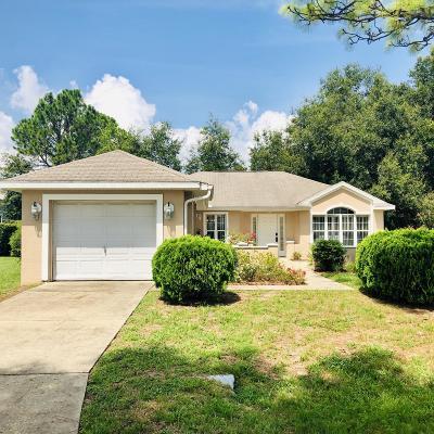 Oak Run, Oak Run Eagles Point Single Family Home For Sale: 11590 SW 89th Terrace