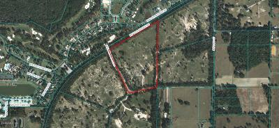 Ocala Residential Lots & Land For Sale: NW 77th Ave Rd