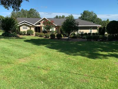 Ocala Single Family Home For Sale: 7575 NW 56th Place