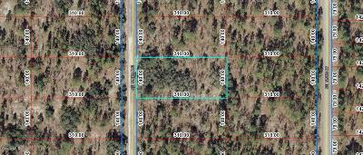 Levy County Residential Lots & Land For Sale: Lot 34 SE 128 Avenue