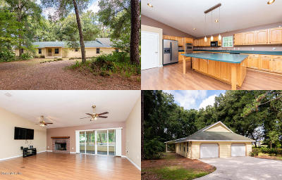 Summerfield Single Family Home For Sale: 3101 SE Highway 42