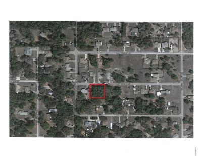 Summerfield Residential Lots & Land For Sale: SE 163rd Street