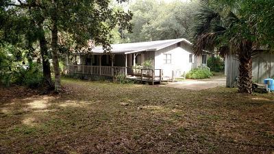 Silver Springs Single Family Home For Sale: 16785 SE 1 Street
