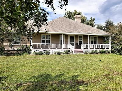 Lady Lake Single Family Home For Sale: 4425 Nations Lane