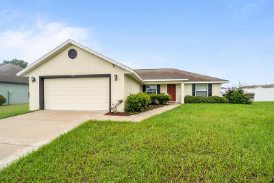 Ocala Single Family Home For Sale: 1043 SE 68th Court