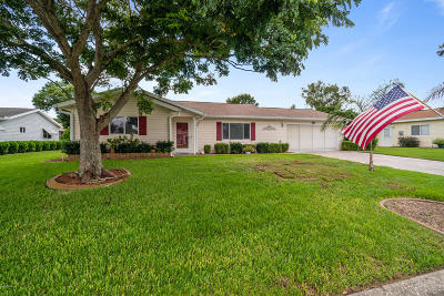 Spruce Creek So Single Family Home For Sale: 17547 SE 96th Avenue