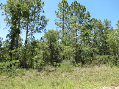 Levy County Residential Lots & Land For Sale: SE 25 Street