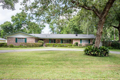 Ocala Single Family Home For Sale: 600 SE 50th Avenue