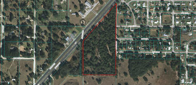 Ocala Residential Lots & Land For Sale: 7172 SW Hwy 200