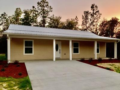 Williston FL Single Family Home For Sale: $179,900