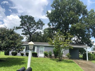 Ocala Single Family Home For Sale: 6473 SW 108th Street