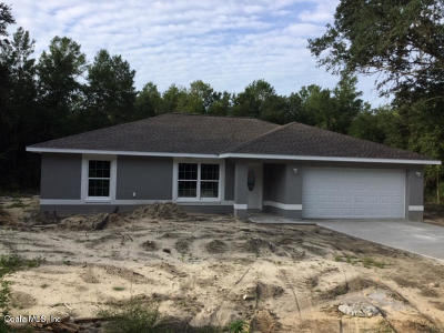 Summerfield Single Family Home For Sale: 9444 SE 159th Lane