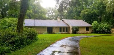 Ocala Single Family Home For Sale: 140 NE 53rd Court