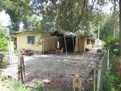 Silver Springs Mobile/Manufactured For Sale: 4035 NE 171st Court