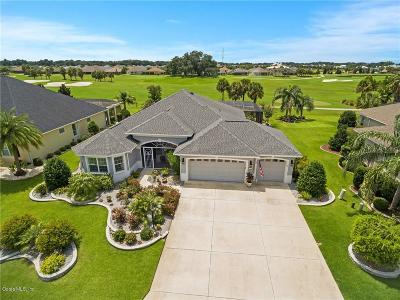 The Villages Single Family Home For Sale: 2928 Cedar Grove Loop