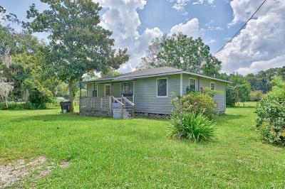 Ocala Single Family Home For Sale: 12681 S Magnolia Avenue