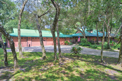 Dunnellon Single Family Home For Sale: 4981 E Spruce Drive