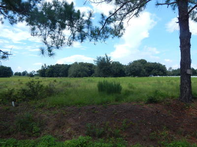 Levy County Residential Lots & Land For Sale: SE 66th Place