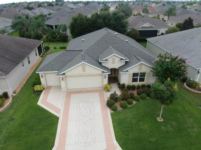 The Villages Single Family Home For Sale: 2956 Asher Path