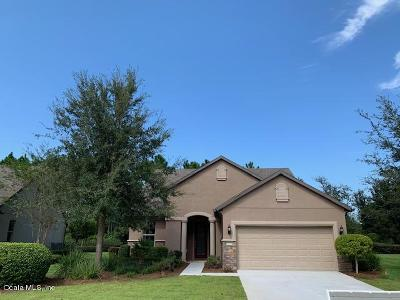 Ocala Single Family Home For Sale: 9154 SW 65th Loop