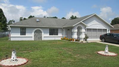 Ocala Single Family Home For Sale: 13723 SW 40th Circle