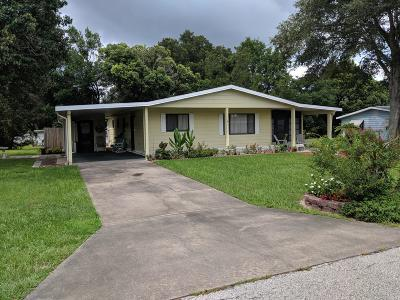 Ocala Single Family Home For Sale: 8935 SW 102nd Place