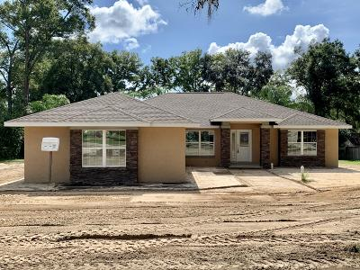 Ocala Single Family Home For Sale: 4534 SE 7th Place