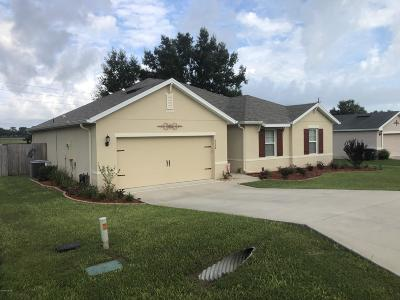 Ocala Single Family Home For Sale: 7054 SW 64th Terrace