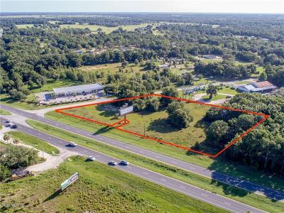 Belleview Residential Lots & Land For Sale: S Us Hwy 441