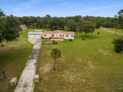Mobile/Manufactured For Sale: 18475 SE 60th Street