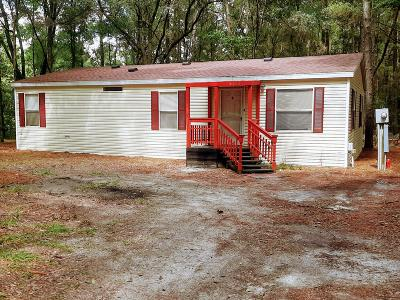Dunnellon Mobile/Manufactured For Sale: 3525 SW 186th Court