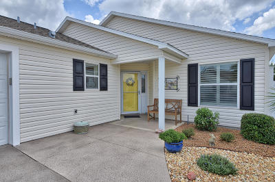 The Villages Single Family Home For Sale: 2301 Crestview Street