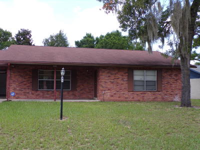 Ocala Single Family Home For Sale: 9000 SE 88th Street