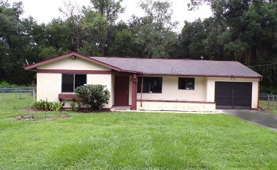 Marion County Single Family Home For Sale: 4 Cedar Trace