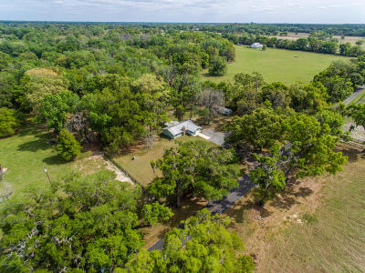Marion County Farm For Sale: 13785 NW 21st Court