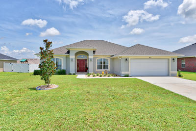 Ocala Single Family Home For Sale: 9805 SW 56th Circle
