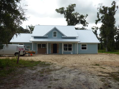 Williston FL Single Family Home For Sale: $282,900