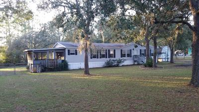 Ocala Mobile/Manufactured For Sale: 4149 SW 168th Circle