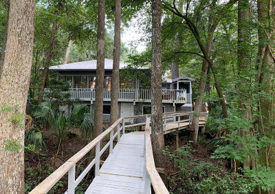 Chiefland Single Family Home For Sale: 9370 NW 127th Court