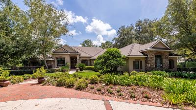 Ocala FL Single Family Home For Sale: $1,199,000