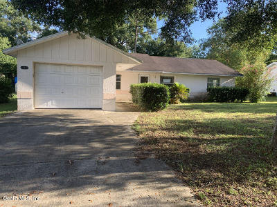 Dunnellon Single Family Home For Sale: 20160 SW 85th Place